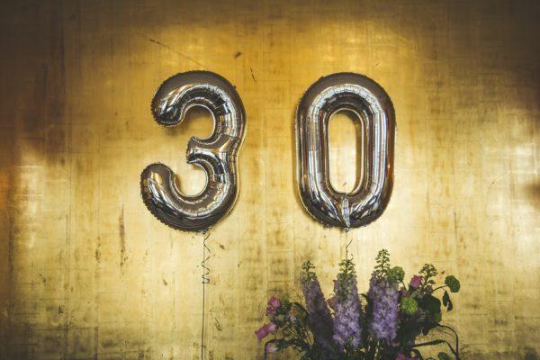 Przemyślenia na trzydzieste urodziny