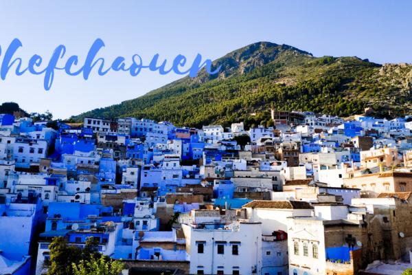 Chefchaouen – moja przygoda z Blue Pearl