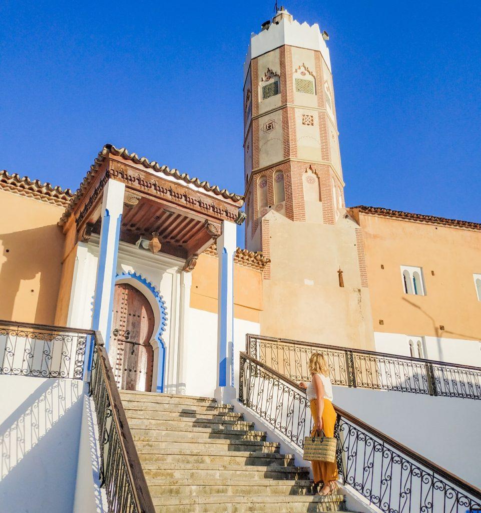 Meczet w Chefchaouen