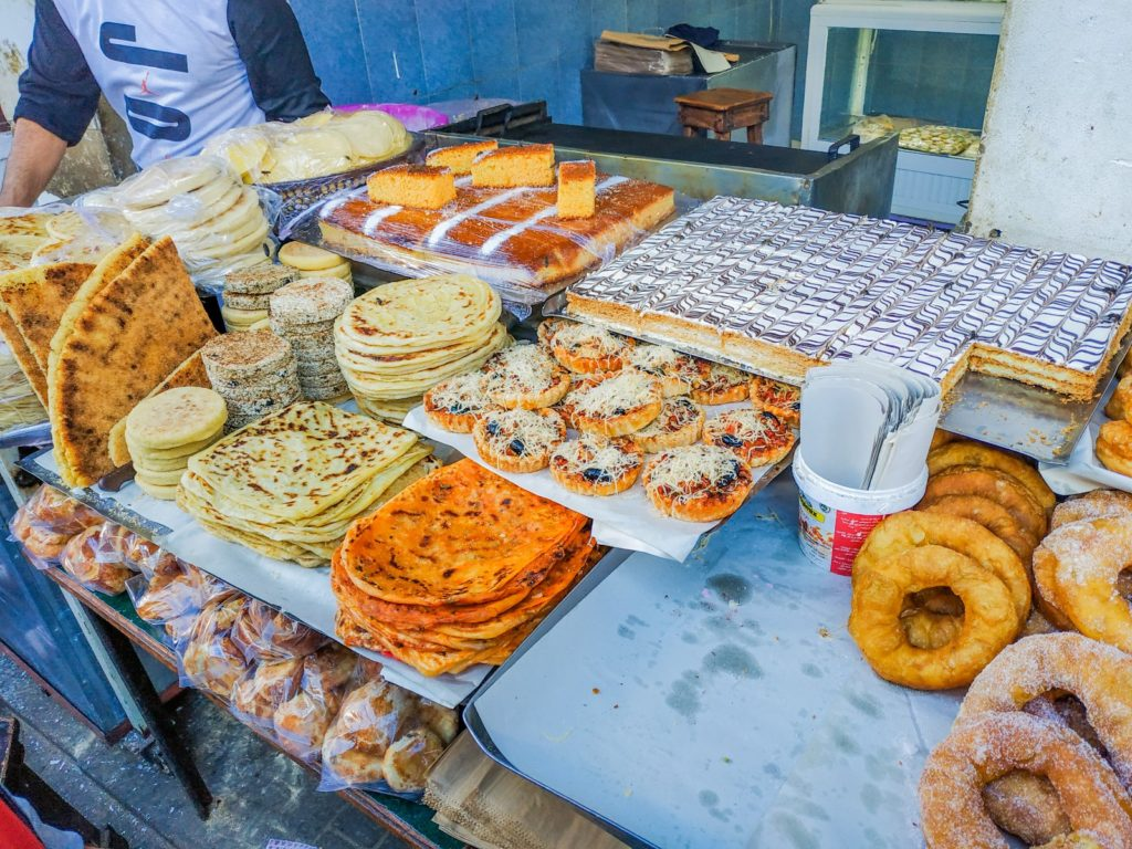 street food maroko kuchnia wegetariańska