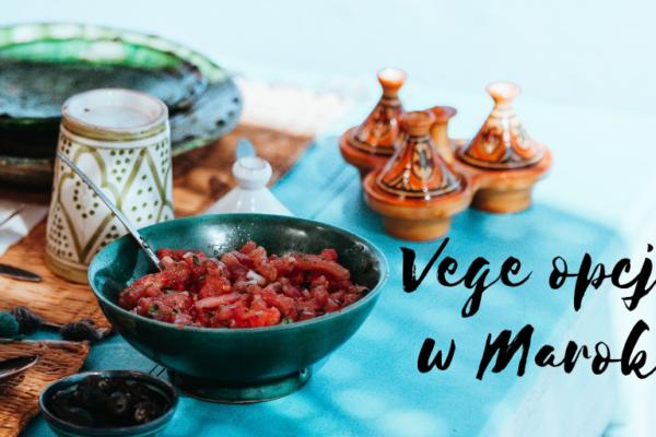 Kuchnia wegetariańska w Maroku