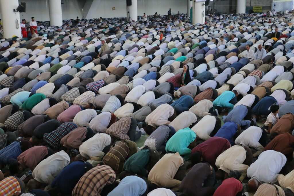 modlitwa tarawih ramadan
