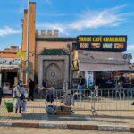ulica w Maroku
